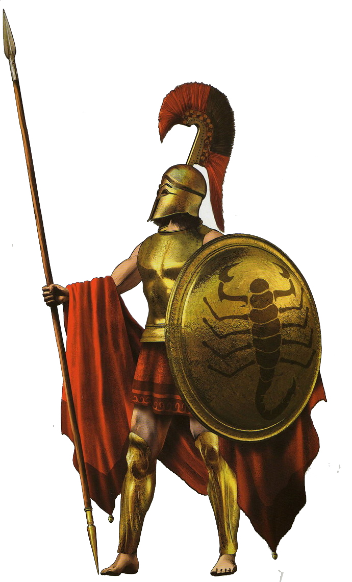 The spartan armyReal Ancient Spartan Weapons